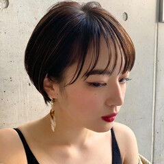 ショートヘア、ボブヘア【maltu】石丸卓郎さんが投稿したヘアスタイル