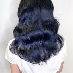 韓国ヘア 地毛風カラー グレージュ アッシュ ヘアスタイルや髪型の写真・画像