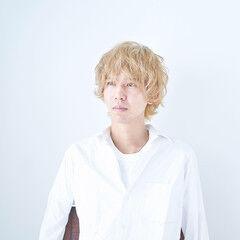 エレガント パーマ アディクシーカラー ベージュゴールド ヘアスタイルや髪型の写真・画像