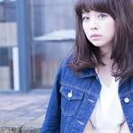 大人女子 ニュアンス 黒髪 大人かわいい