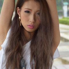 女子ウケ ストリート 外国人風 アッシュ ヘアスタイルや髪型の写真・画像