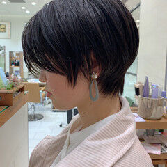 似合わせカット ボブ ナチュラル PEEK-A-BOO ヘアスタイルや髪型の写真・画像