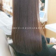 TOKIOトリートメント 銀座美容室 エレガント ロング ヘアスタイルや髪型の写真・画像