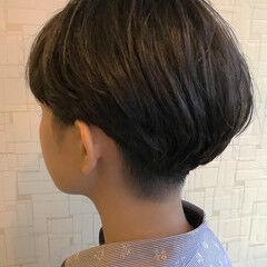 刈り上げショート ラフ ショート 刈り上げ女子 ヘアスタイルや髪型の写真・画像