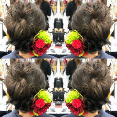 Mai @hairset&MAKE-UPさんが投稿したヘアスタイル