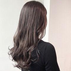ナチュラル 暗髪 ナチュラルブラウンカラー 初カラー ヘアスタイルや髪型の写真・画像