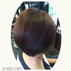 吉田 三希子さんが投稿したヘアスタイル