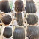 インナーカラー イルミナカラー 外国人風カラー モテ髪