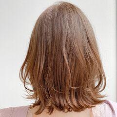 ナチュラル 愛され 大人可愛い デジタルパーマ ヘアスタイルや髪型の写真・画像