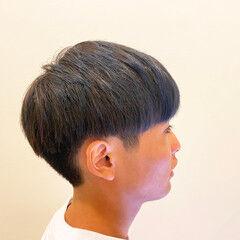 ショート メンズヘア メンズ マッシュ ヘアスタイルや髪型の写真・画像