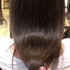 oggiotto 最新トリートメント 透明感カラー まとまり ヘアスタイルや髪型の写真・画像
