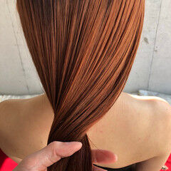 大人ハイライト ロング ハイライト 透明感 ヘアスタイルや髪型の写真・画像