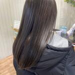トリートメント オリーブグレージュ ナチュラル 髪質改善トリートメント