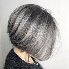 ヘアアレンジ トレンド 透明感 外国人風カラー ヘアスタイルや髪型の写真・画像