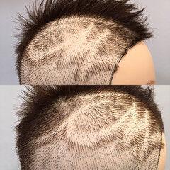 坊主 ストリート ボーイッシュ ショート ヘアスタイルや髪型の写真・画像
