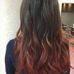 ピンクアッシュ セミロング グレージュ 透明感 ヘアスタイルや髪型の写真・画像