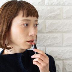 撮影 n. オフィス フェミニン ヘアスタイルや髪型の写真・画像