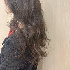 ロング ヘアケア 簡単ヘアアレンジ デート ヘアスタイルや髪型の写真・画像
