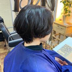 フレンチセピアアッシュ モード アッシュグレージュ セピアカラー ヘアスタイルや髪型の写真・画像