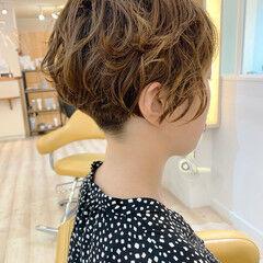 刈り上げ 刈り上げ女子 ショート ショートヘア ヘアスタイルや髪型の写真・画像