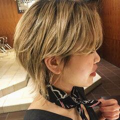 京都/片山 勇馬/ショートさんが投稿したヘアスタイル
