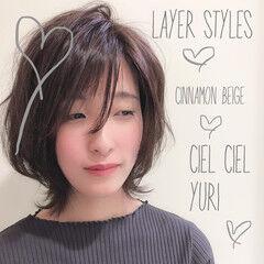 北川友理さんが投稿したヘアスタイル