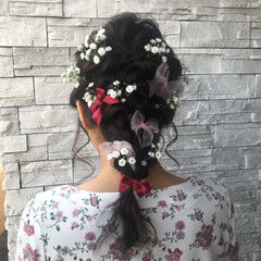 白井香織さんが投稿したヘアスタイル