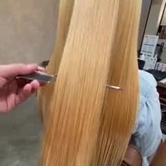 ロング 艶髪 エレガント 美髪 ヘアスタイルや髪型の写真・画像