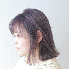 デザイン グレージュ 外国人風カラー ボブ ヘアスタイルや髪型の写真・画像