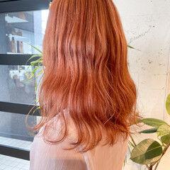 ヨシンモリ 韓国ヘア ナチュラル 透明感カラー ヘアスタイルや髪型の写真・画像