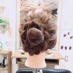甘め デート 簡単ヘアアレンジ ヘアアレンジ ヘアスタイルや髪型の写真・画像