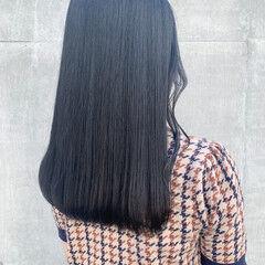 モード シルバー 透明感カラー ハイトーンカラー ヘアスタイルや髪型の写真・画像