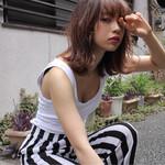 モード ミディアム 夏 おフェロ