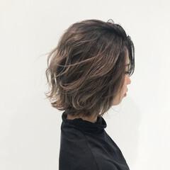 女子力 モード ボブ 原宿系 ヘアスタイルや髪型の写真・画像