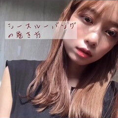 Gigi 鹿間真悠子さんが投稿したヘアスタイル