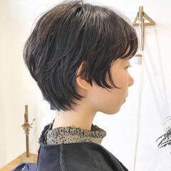 ネオウルフ ウルフパーマヘア ニュアンスウルフ ウルフカット ヘアスタイルや髪型の写真・画像