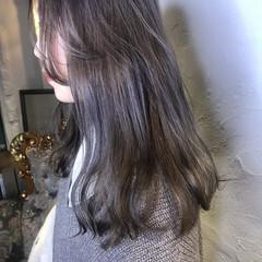 ブラウンベージュ ヌーディーベージュ ヌーディベージュ ガーリー ヘアスタイルや髪型の写真・画像