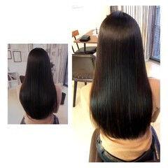 縮毛矯正 髪質改善 美髪 髪の病院 ヘアスタイルや髪型の写真・画像