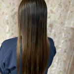 縮毛矯正 髪質改善トリートメント 髪質改善 ロング