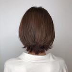 髪質改善トリートメント 髪質改善 フェミニン ショートヘア