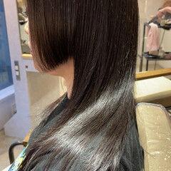 ロング 大人ロング 360度どこからみても綺麗なロングヘア ナチュラル ヘアスタイルや髪型の写真・画像