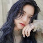 韓国ヘア 前髪 ナチュラル 大人かわいい
