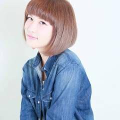 アンニュイ 愛され ショート モテ髪 ヘアスタイルや髪型の写真・画像