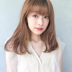 ベリーピンク モテ髪 ゆるふわ 大人かわいい ヘアスタイルや髪型の写真・画像