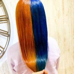 うる艶カラー おしゃれさんと繋がりたい フェミニン 艶カラー ヘアスタイルや髪型の写真・画像