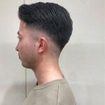ストリート メンズカット スキンフェード メンズヘア