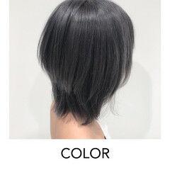 ショート ブリーチオンカラー ヘアアレンジ 原宿 ヘアスタイルや髪型の写真・画像