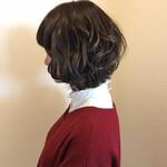 夏 透明感 モテ髪 外国人風カラー