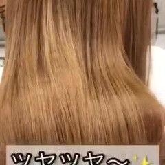 ナチュラル ロング 美髪 ツヤ髪 ヘアスタイルや髪型の写真・画像