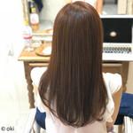 デート フェミニン ロング 艶髪